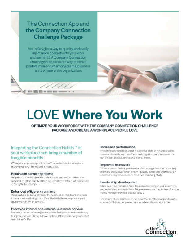 Company Connection Challenge Package